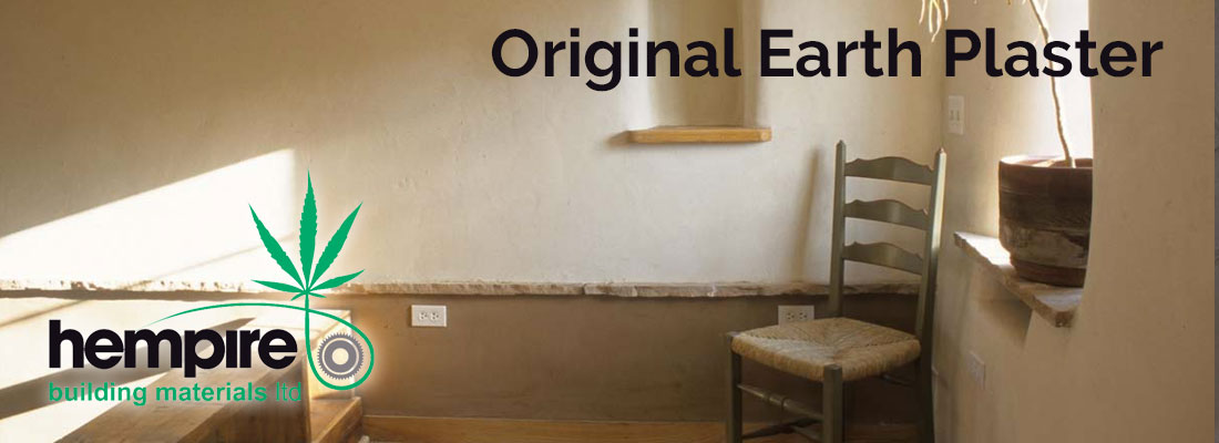 Original Earth Plaster information